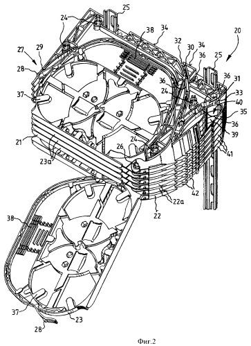 Способ и устройство для соединения световодов