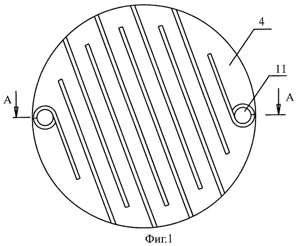 Электрический контакт нагревателя полупроводниковой подложки ростового манипулятора вакуумной камеры для выращивания полупроводниковых гетероструктур