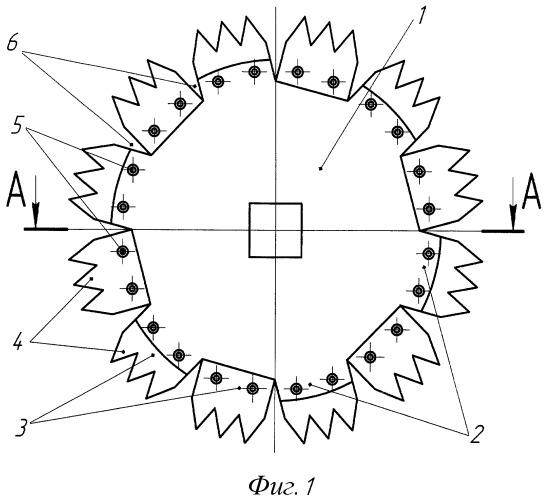 Рабочий орган дискового орудия