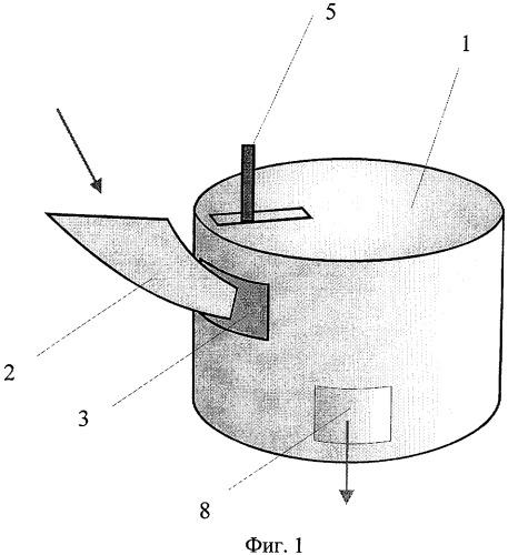 Способ газоструйной дезинтеграции материала и устройство для его осуществления