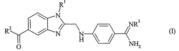 Улучшенный способ получения солей 4-(бензимидазолилметиламино)-бензамидов