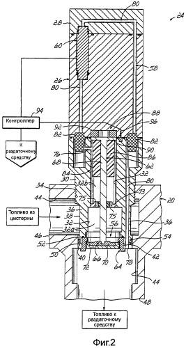 Устройство и способ обнаружения протечки в канале трубопровода текучей среды