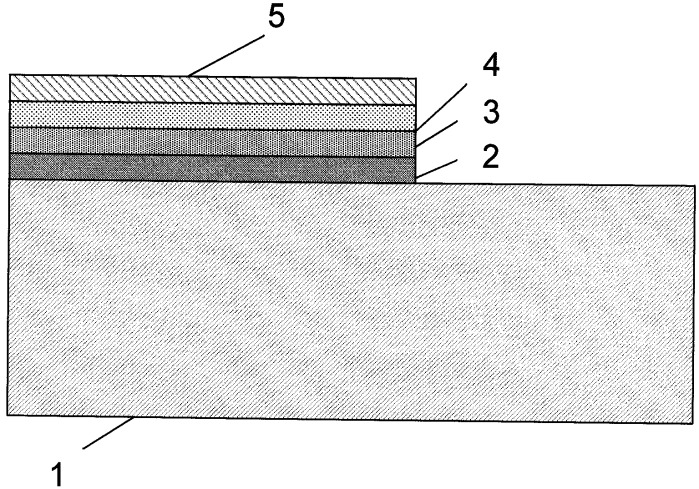 Способ изготовления наноструктурного омического контакта фотоэлектрического преобразователя
