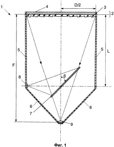 Солнечный фотоэлектрический модуль на основе наногетероструктурных фотопреобразователей
