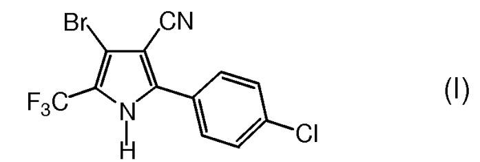 Комбинации 4-бром-2-(4-хлорфенил)-5-(трифторметил)-1н-пиррол-3-карбонитрила и биоцидных соединений
