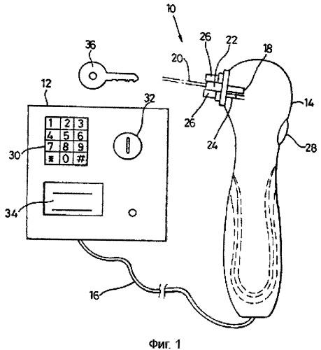Лазерное устройство для удаления волос