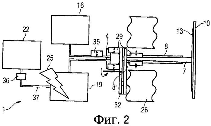 Установка для холодного газового распыления и способ холодного газового распыления с модулированным газовым потоком