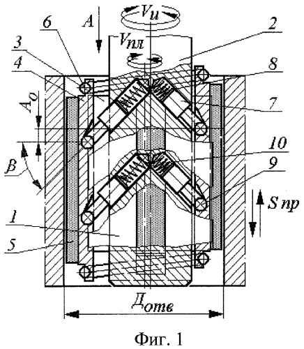 Способ алмазно-абразивной обработки с планетарным осциллирующим движением