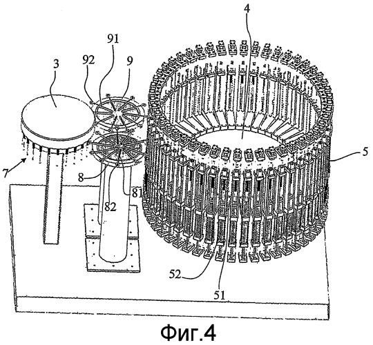 Способ и установка для производства заготовок