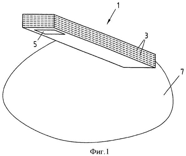 Упаковка панелей, панель