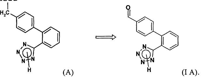 Реакции сочетания, которые могут быть использованы при получении производных (1н-тетразол-5-ил)бифенила