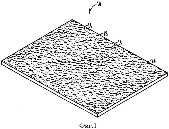 Нетканый материал и система крепления, которая включает автоадгезивный материал