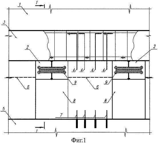 Способ выравнивания монолитных железобетонных сооружений