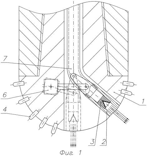 Устройство для кумулятивного бурения скважин