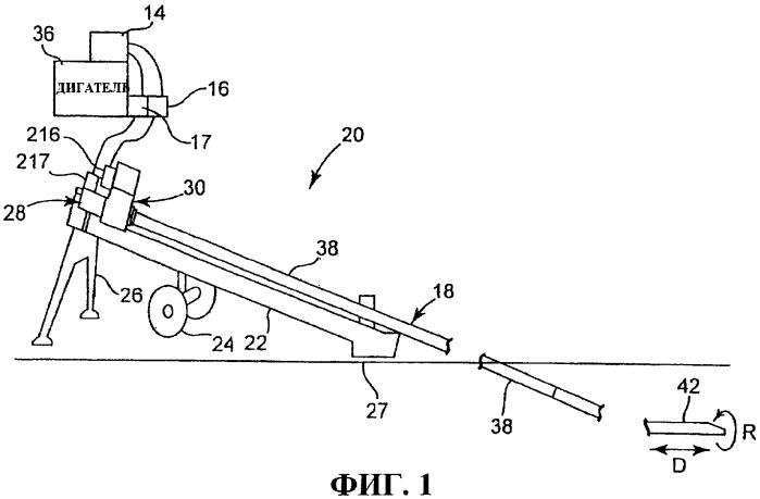 Режим автоматического бурения с постоянным параметром с управлением по производной давления