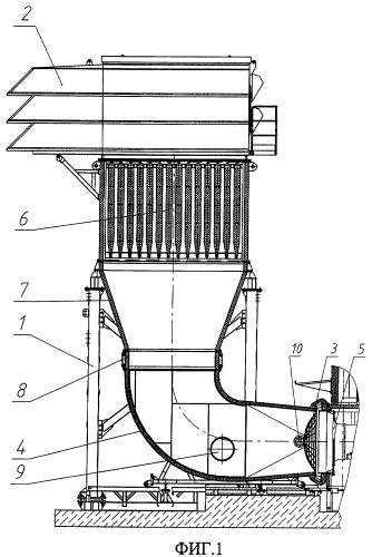Входной тракт газотурбинного двигателя