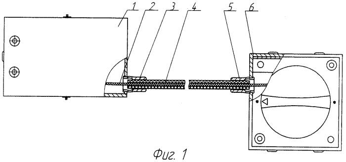 Устройство гибкой передачи механических усилий