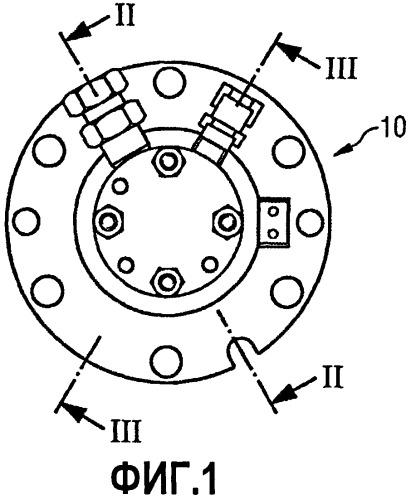 Горелка и устройство топливоподачи для газовой турбины