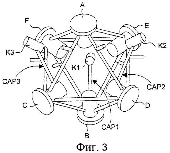 Устройство для увеличения срока службы трехосного гироскопа