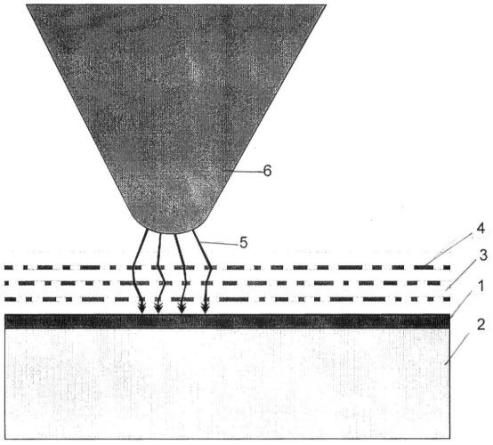 Способ изготовления наноотверстий