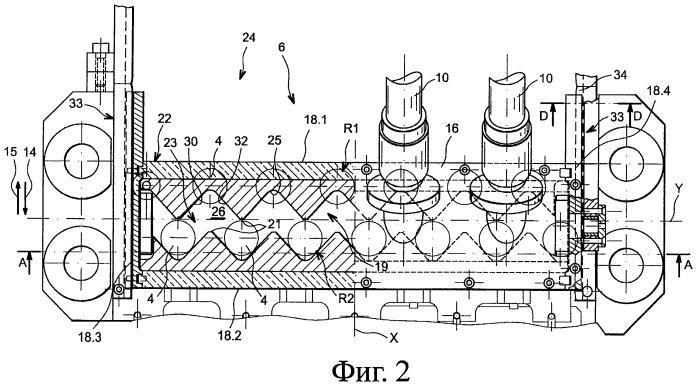 Дозатор порошков для устройства таблетирования и способ изготовления таблеток ядерного топлива