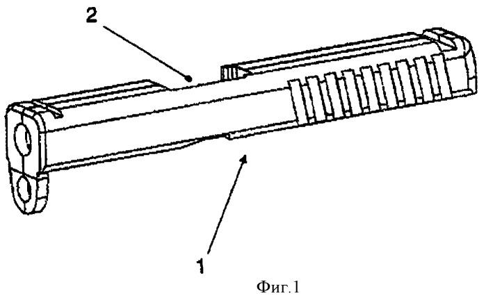 Способ изготовления каретки затвора огнестрельного оружия