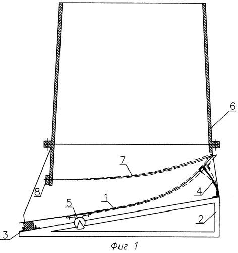 Вибрационное устройство для выпуска сыпучих, связных и слеживающихся материалов