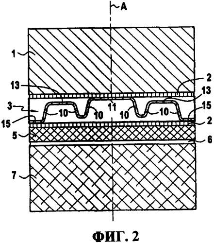Сборка металлической детали и детали, выполненной из керамического материала на основе sic и/или на основе с