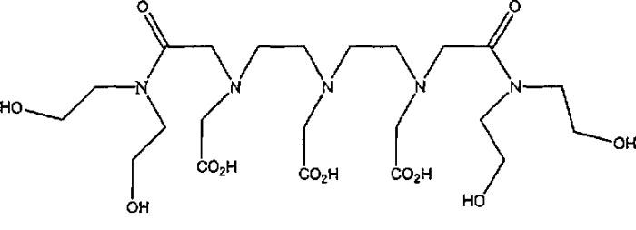 Способ отделения в водной среде, по меньшей мере, одного актиноида от лантаноидов комплексообразованием и мембранной фильтрацией