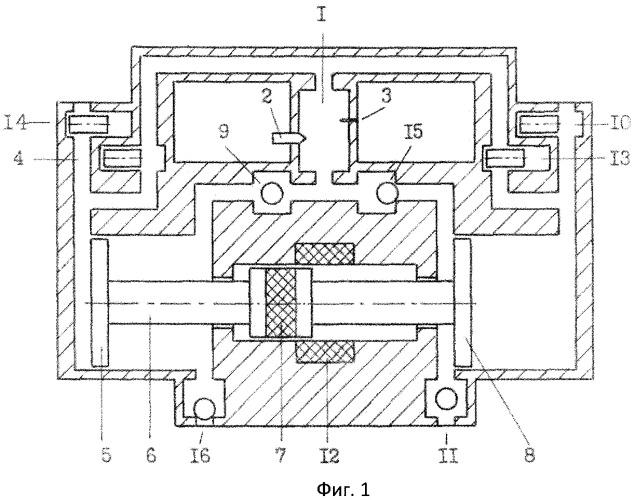 Импульсный способ синхронизации движения поршней свободнопоршневого спаренного энергомодуля с общей внешней камерой сгорания