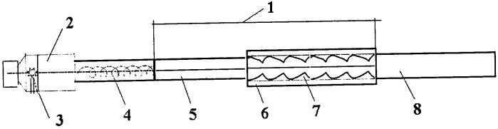 Способ инициирования детонации в трубе с горючей смесью и устройство для его осуществления