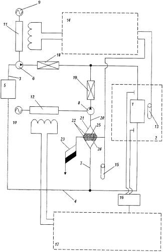 Устройство регулирования температуры воздуха в помещении