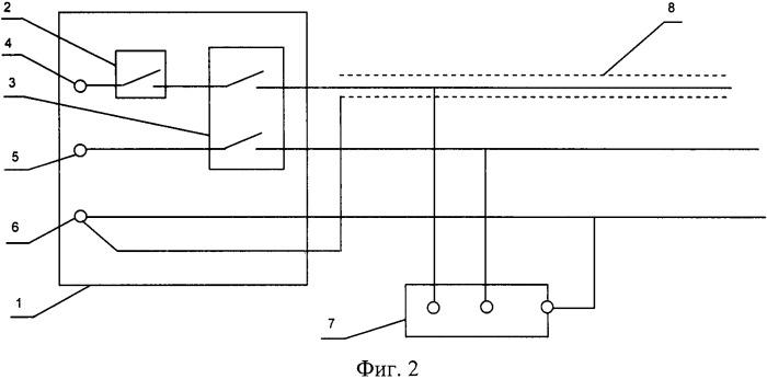 Способ обеспечения пожаробезопасности однофазной электропроводки