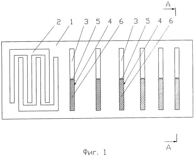 Пассивный датчик на поверхностных акустических волнах