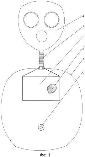 Изолирующий дыхательный аппарат