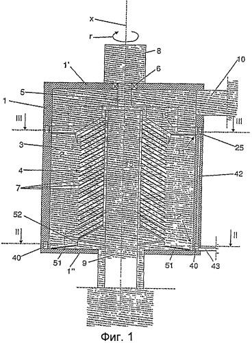 Центробежный сепаратор