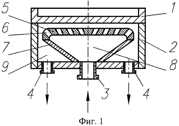 Кристаллизатор для горизонтального литья слитка модификатора