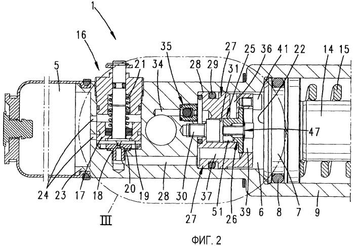 Способ эксплуатации гидравлического запрессовочного устройства, а также гидравлическое запрессовочное устройство с гидравлическим насосом