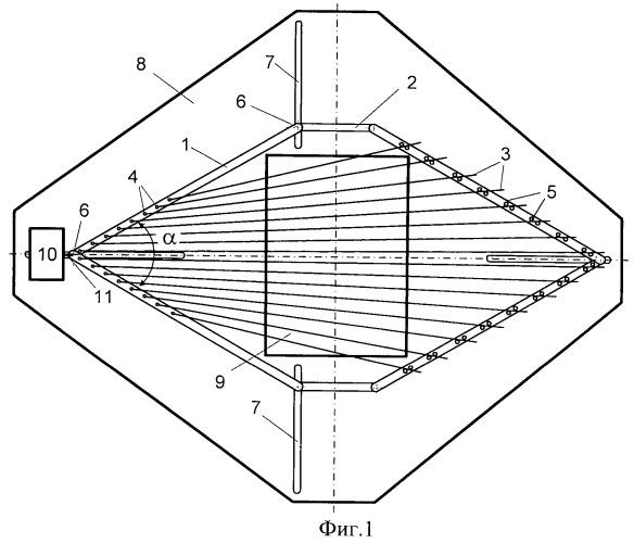 Фракционирующая решетка
