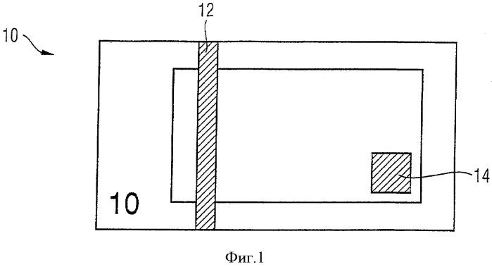 Защитный элемент с металлическим покрытием