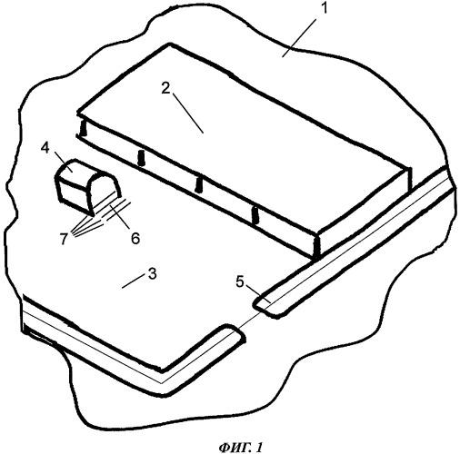 Противоугонное блокировочное устройство для покупательской тележки