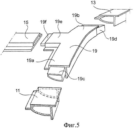 Способ конструирования несущей конструкции кузова автомобиля и несущая конструкция, сконструированная таким образом