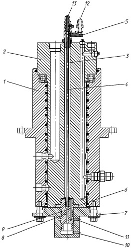 Центральный коллектор экскаватора