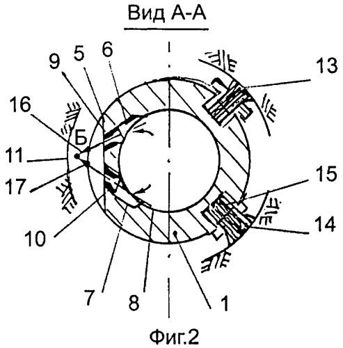 Гидроструйно-механический способ снижения проницаемости стенок скважины