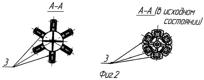 Сканирующее устройство для исследования действующих скважин (варианты)