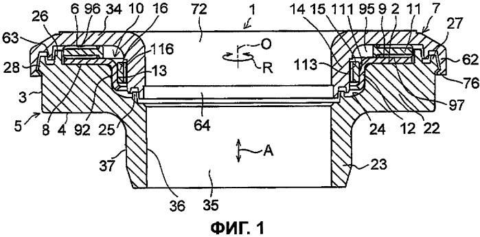 Упорный подшипник скольжения и комбинированное устройство из упорного подшипника скольжения и поршневого штока с цилиндрической пружиной
