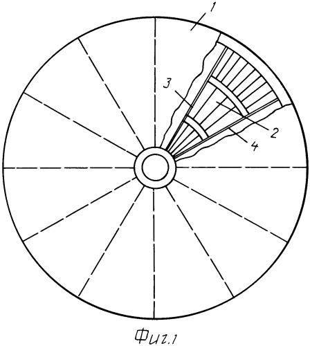 Устройство рабочего колеса электромеханической установки и способ его изготовления
