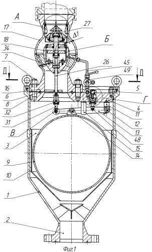Автоматический воздухоотводчик для гидравлических сетей