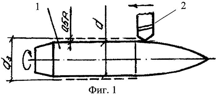 Способ изготовления корпуса боеприпаса