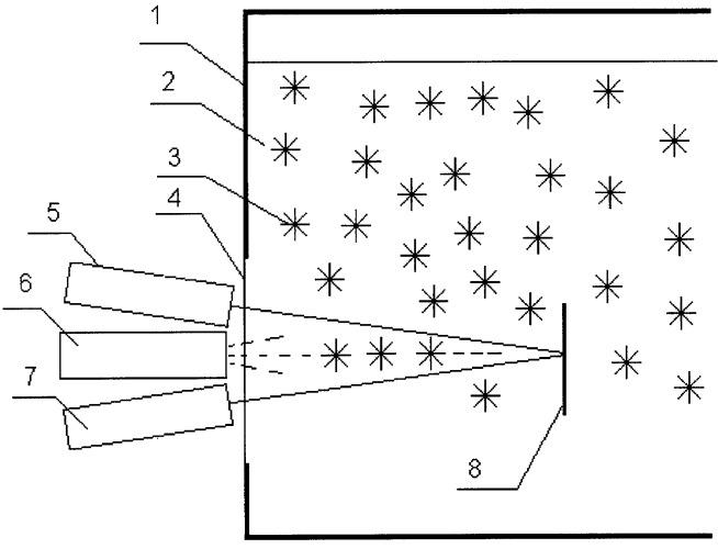 Способ определения кристаллизации тяжелых изотопных видов воды